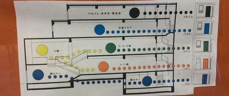 製図試験課題 『保育園』 実例見学(1) ー園の基本データー